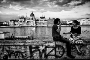 scenic confab in budapeste by enderefe