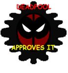 Seal of Deadpool approveing by Ask-Deadpool-Madness