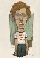Napoleon Dynamite by DenisM79