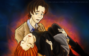Doctor Who - When all goes really wrong... by AelitaC