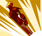 Iron man by dvdinfiniti