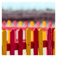 Fence by Pierre-Lagarde