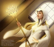 Apostle of Light - Talisman by MelissaFindley