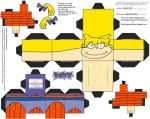 RR: Angelica Pickles Cubee by TheFlyingDachshund