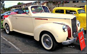 1941 Packard by StallionDesigns