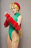 Cammy: Booth Shot by Miss-Marquin