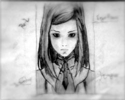 RE-L ergo proxy by voyagerartworkdesign
