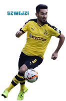 Ilkay Gundogan by szwejzi