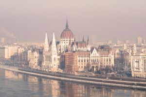 Budapest Parliament by smatsh