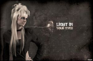 light in your eyes by kefirux
