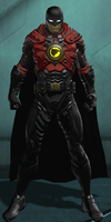 Red Robin (DC Universe Online) by Macgyver75