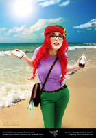 Hipster Ariel - Repeat by IreneUbik