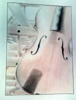 violin by MarioandLuigiFanatic
