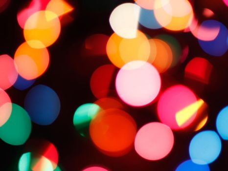 Free Bokeh Photo by BackgroundStore