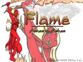 Flame by Myotes
