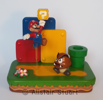 Super Mario Model by Alistu