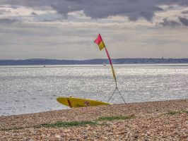 The Beach by Bazz-photography
