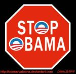Stop Obama: Delection 2012 by Conservatoons