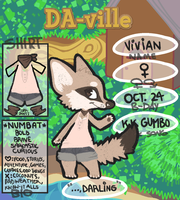 DA-Ville: Vivian App by quartine