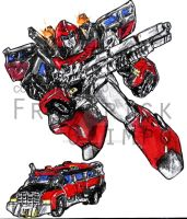 Ironhide by frederickofolympus