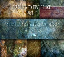 Textures To Inspire You V. I by bewarecalamity
