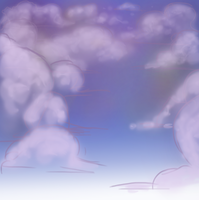 Cloudscape by Cassiopeie