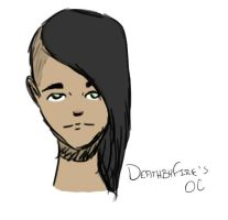 Request: Deathbyfire's OC by RainingKnote