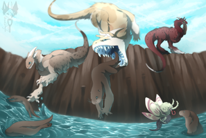 .:Let's catch them all:. by UnravelDragfox