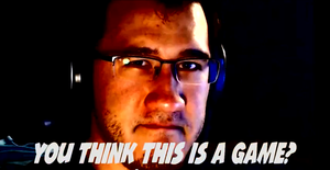 Markiplier   You Think This Is A Game By Rosscuth- by LordGojira