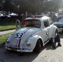 herbie the love bug by catsvsfox