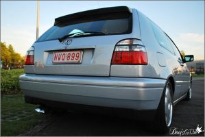 Volkswagen Golf 3 by DavysGT