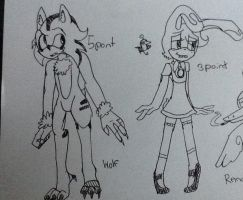 Sonic adopts by willowilson