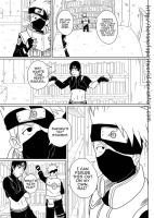 Team 7 Lost Doujinshi Pg 14 by BotanofSpiritWorld