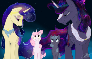 The Royal Family. by grethzky