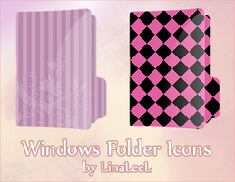 New Folder Icons by LinaLeeL