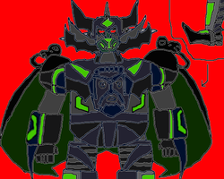 Death Getter Robo 1 by conlimic000