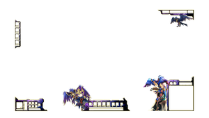 League of Legends Quinn Stream Overlay 1920x1080 by QuinnCrystal