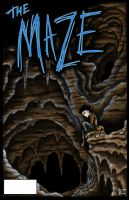 Maze Chapter1 Cover by LeviSmithArt