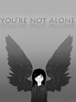 [VENT] .:YOU'RE NOT ALONE:. by Supernatural-Whale