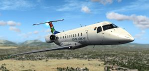 Airlink Embraer by agnott