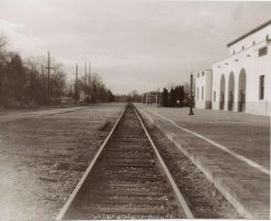 Train Tracks 2 by snickydoodle