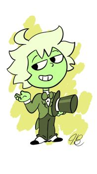 Adamite in a Tux by Dabutlers100