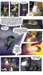 Rayman Comic 3 by andrewk