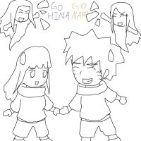 naruhina their moms war Reques by dxa18