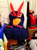 My grams made senketsu by Clonesaiga