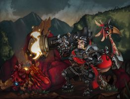 Dominance War IV: Almost There by Zatransis