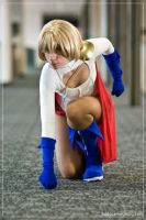 Power Girl by Ravenspiritmage