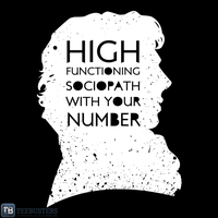 HighFunctioningSherlock ZoomImage by Teebusters