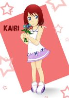 Little Kairi by FFgirl974