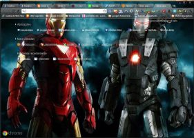 Iron Man 2 by SPCM2011